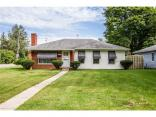 5637 North Parker  Avenue, Indianapolis, IN 46220