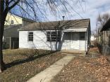 5344  Fletcher  Avenue, Indianapolis, IN 46219