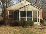 5501  Primrose  Avenue, Indianapolis, IN 46220