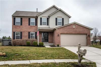 13043 N Turnham Court, Fishers, IN 46038