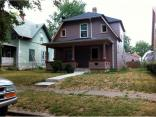 121 North Gladstone Avenue, Indianapolis, IN 46201