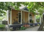 735 Harrison Street<br />Indianapolis, IN 46202