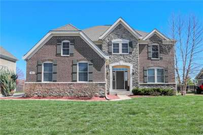 9824 N Soaring Eagle Lane, Fishers, IN 46055
