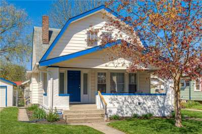 536 N Wallace Avenue, Indianapolis, IN 46201