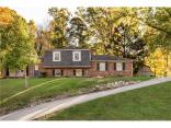 8553  Thornhill  Drive, Indianapolis, IN 46256